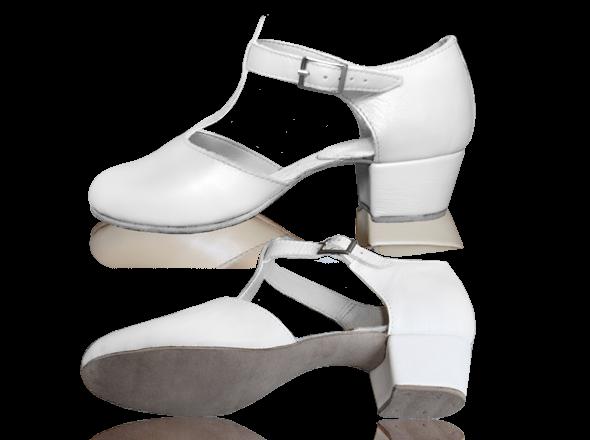 Туфли женские ГРЕЧЕСКИЕ САНДАЛИИ, сплошная подошва, каблук 4 см.